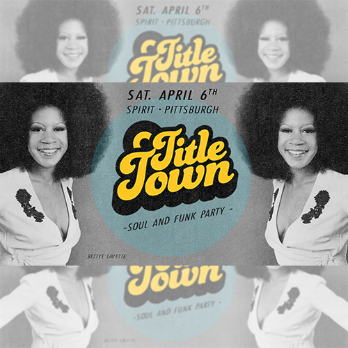 TITLE TOWN Soul & Funk Party | Rare soul, deep funk and old