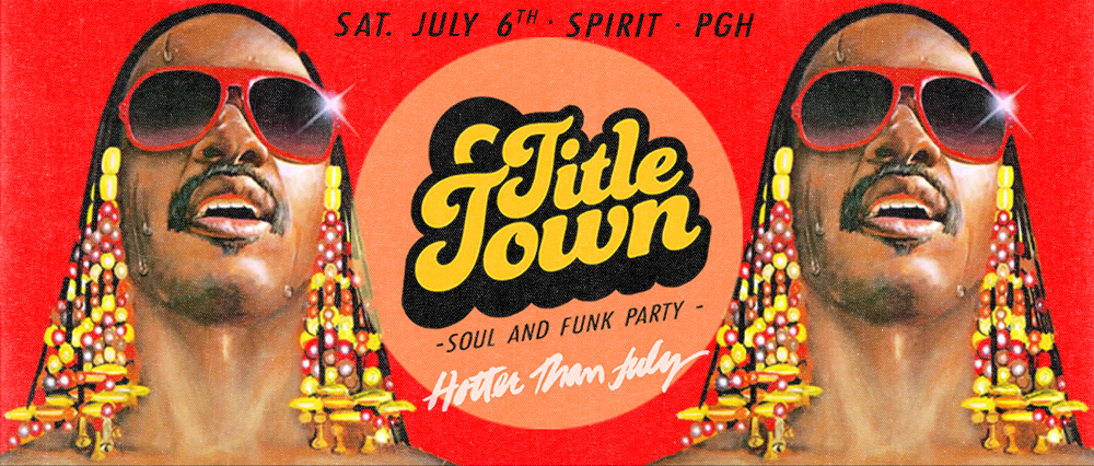 TITLE TOWN Soul & Funk Party | Rare soul, deep funk and old R&B